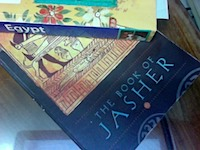 book of jasher